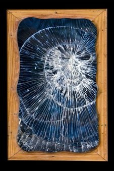 Free Cracks  Glass  Broken Stock Image - 15143141