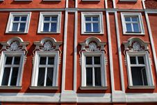 Free House On The Old City In Cracow Royalty Free Stock Photography - 15143327