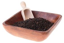 Black Pepper Royalty Free Stock Image