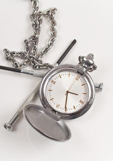 Free Pocket Watch Repair Stock Image - 15144771