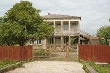 Free Empty Houses In Abkhazia Stock Photos - 15145073