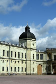 Free Gatchina Palace Royalty Free Stock Photos - 15145128