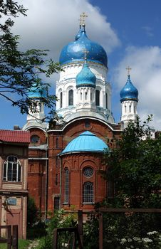 Free Gatchina Church  Building In Russia Royalty Free Stock Photos - 15145138