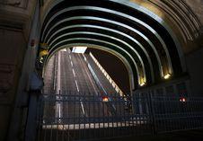 Free Tower Bridge Is Raised Royalty Free Stock Images - 15145359