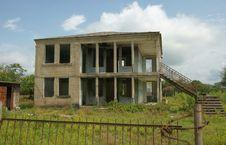 Free Empty Houses In Abkhazia Stock Photography - 15145662