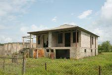Free Empty Houses In Abkhazia Stock Photos - 15145713