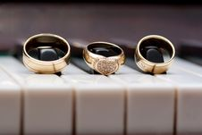Free Wedding Ring Royalty Free Stock Images - 15146749
