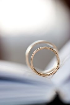 Free Wedding Ring Royalty Free Stock Photography - 15146757