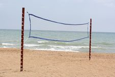 Free Volleyball Net Stock Photo - 15147210