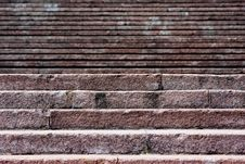 Free Old Stone Broken Staircase Royalty Free Stock Photography - 15147527