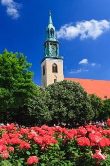 Free Marien Kirche Stock Image - 15148631