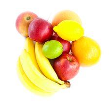 Free Mixed Citrus Fruit Stock Photo - 15148660