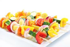 Free Vegetables For Grillin Royalty Free Stock Images - 15148809