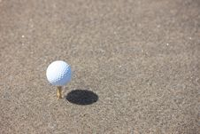 Free Golf Ball Stock Photography - 15149802