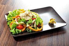 Free Fresh Salad Stock Image - 15150511