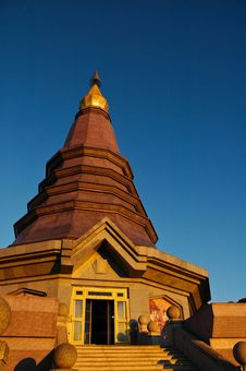 Free Old Pagoda Stock Photography - 15151422