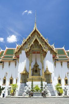 Free Grand Palace Stock Photography - 15151672