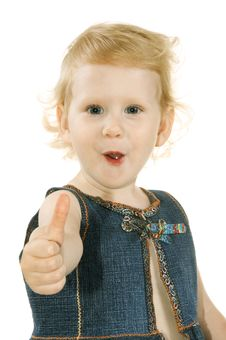 Free Small Child Smiles Stock Photos - 15152183