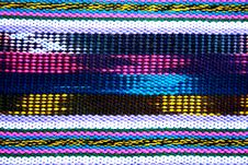 Thailand S Pattern Woven Stock Photography