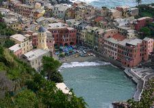 Free Cinque Terre Stock Image - 15153811