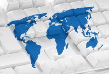 Free World Communications Stock Images - 15153824