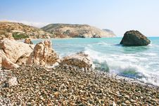 Free Aphrodite S Legendary Birthplace In Cyprus Stock Images - 15154434