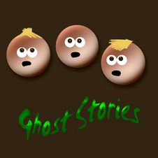 Ghost Stories Stock Photos