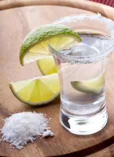 Free Tequila Stock Photography - 15154662