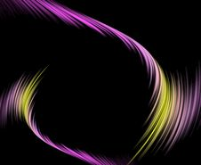 Free Abstract Spectrum Waves Royalty Free Stock Photography - 15154727