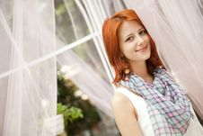 Free Portrait Of Beautiful Girl Royalty Free Stock Images - 15155049