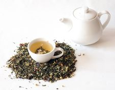 Free Tea Royalty Free Stock Image - 15156456