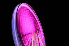 Free Pink Ferris Wheel Royalty Free Stock Photos - 15157878