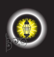 Free Old Street Lamp Stock Photo - 15157900