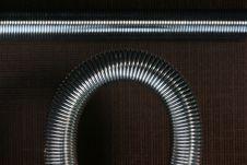 Free Metal Spring Royalty Free Stock Photo - 15158405
