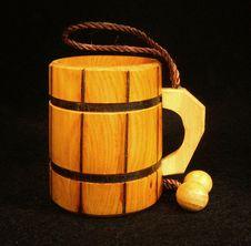 Free Mug Of The Juniper Tree. Stock Photo - 15158440