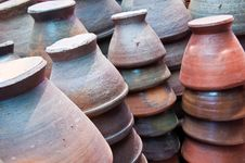 Free Pottery Earthenware Royalty Free Stock Image - 15158566