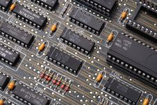 Free Integrated Circuit Royalty Free Stock Images - 15158599
