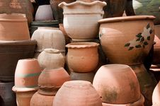 Free Pottery Earthenware Royalty Free Stock Images - 15158629
