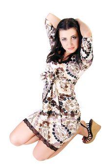 Free Pretty Brunette Royalty Free Stock Photo - 15158635
