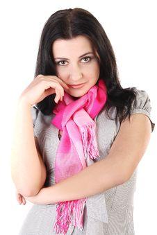 Free Pretty Brunette Stock Image - 15159721