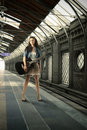 Free Train Station Stock Photography - 15160722