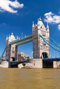 Free Tower Bridge In London Royalty Free Stock Photos - 15161768