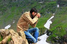 Free Photographer Stock Photos - 15160093