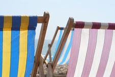 Free Abstract Deckchairs Stock Images - 15160424