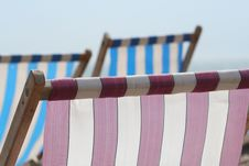 Free Abstract Deckchairs Stock Images - 15160434