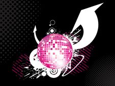 Free Abstract Disco-ball Background Stock Photo - 15160720