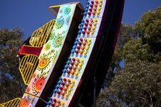 Free Amusement Ride Stock Image - 15161961
