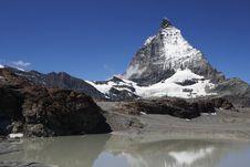 Free Matterhorn Royalty Free Stock Images - 15162739