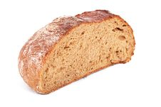 Free Half-loaf Of Rye Bread Royalty Free Stock Image - 15162746