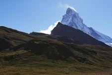 Free Matterhorn Stock Images - 15162754